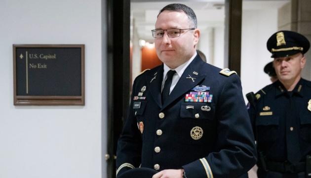 Трамп хочет уволить из Совета нацбезопасности ключевого свидетеля в процессе импичмента — WP