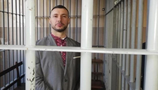 Італійські журналісти хочуть зняти фільм про справу нацгвардійця Марківа