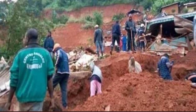Зсув у Камеруні забрав життя десятків людей