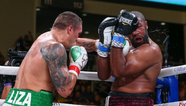 Усик увійшов до ТОП-5 рейтингу WBC