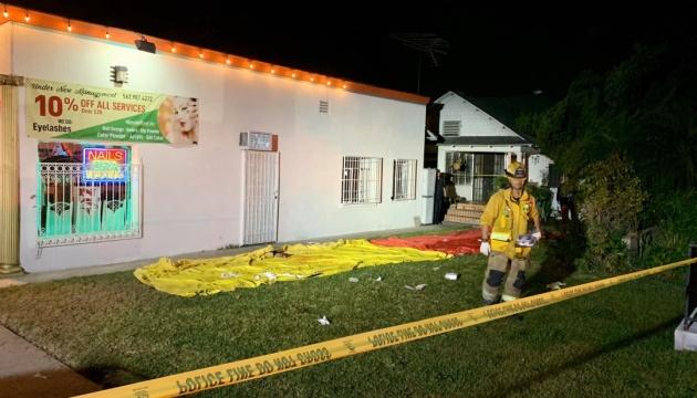 На вечеринке в США произошла стрельба, есть погибшие