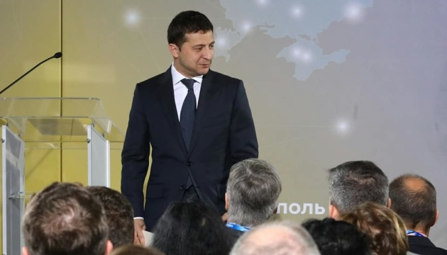 На шляху до завершення війни Україна має пройти три етапи — Президент