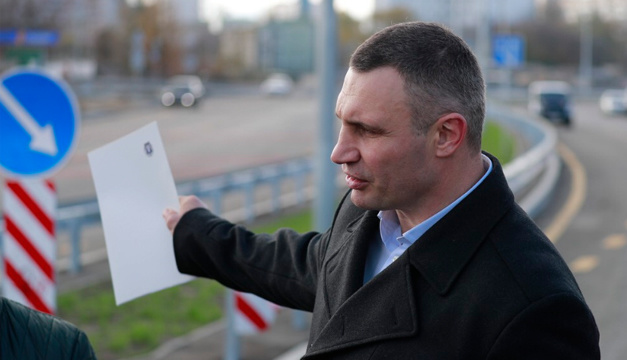 Кличко обіцяє показати новий Генплан Києва у грудні