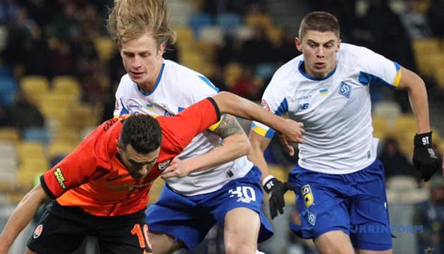 Футбольний сезон в Україні дограють за півтора місяця