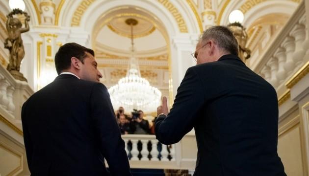 Реформы необходимы Украине на пути к членству в НАТО - Столтенберг