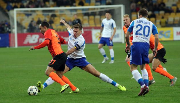 Dynamo beat Shakhtar, reach Ukrainian Cup quarterfinals