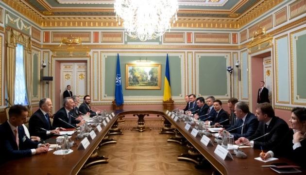 Reunión de la Comisión Ucrania-OTAN en Kyiv