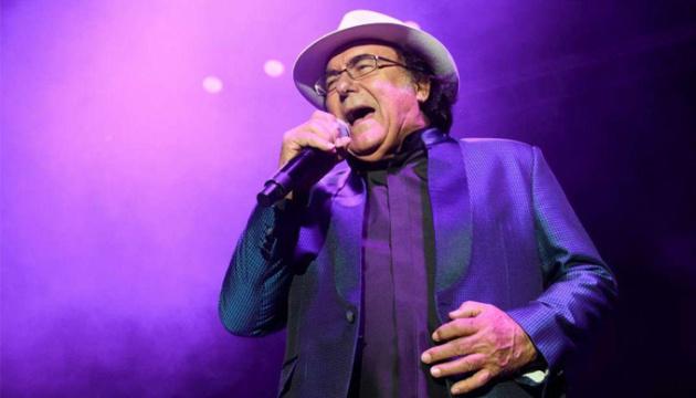 """Украина исключила из """"черного списка"""" итальянского певца Аль Бано"""