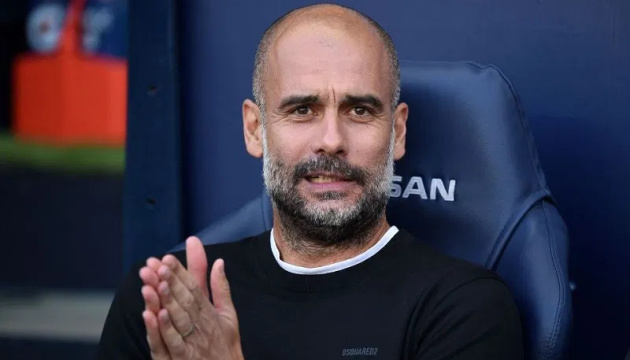 Гвардіола очолює рейтинг найбільш високооплачуваних тренерів Англії