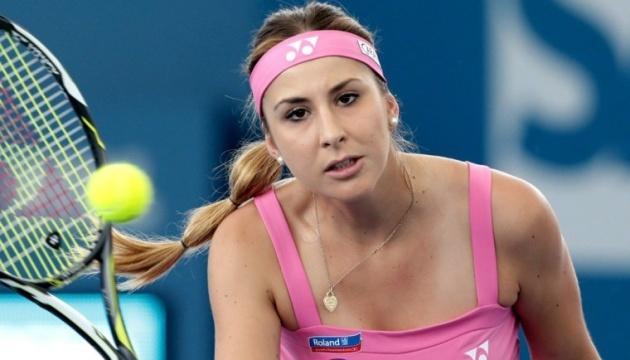 У півфіналі WTA Finals-2019 Світоліна зіграє зі швейцаркою Бенчич