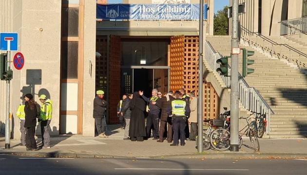 У Кельні евакуювали центральну мечеть через загрозу вибуху