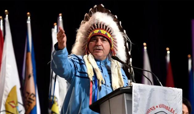 Пері Белегарде / Фото: Canadian Press