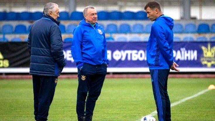 У ролі тренера