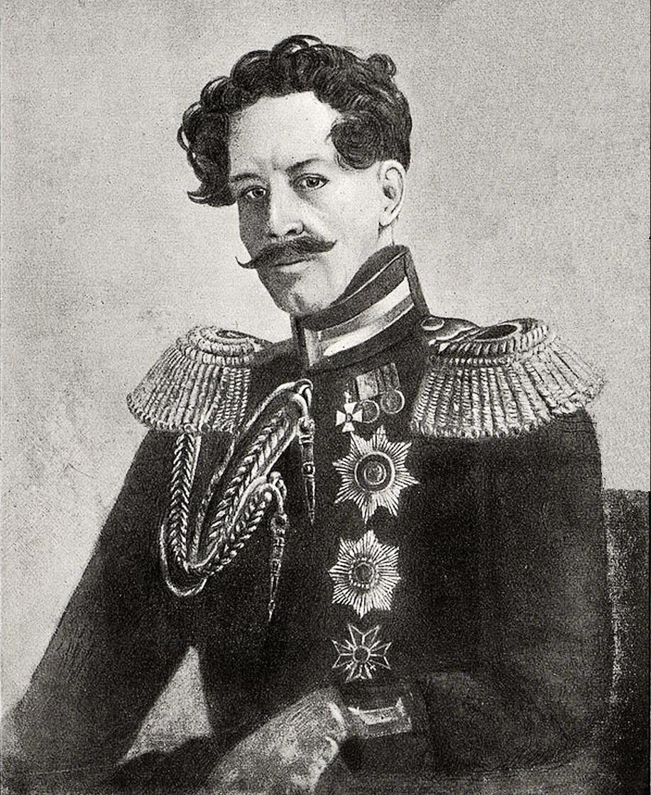 Василий Алексеевич Перовский