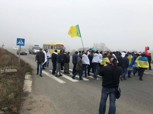 全国で農地売却反対デモ開催