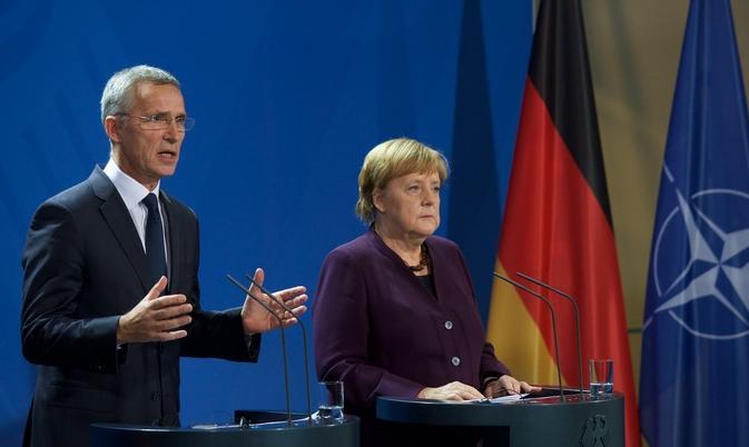 Столтенберг та Меркель з ним не погодилися