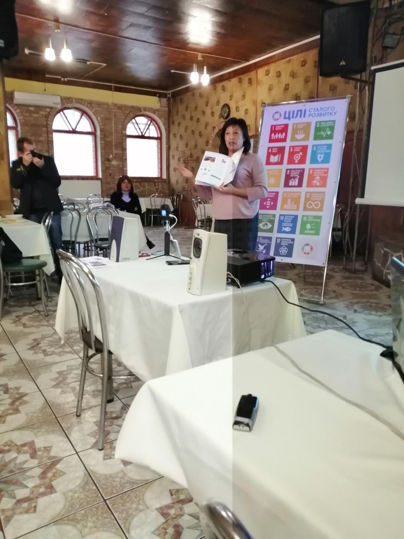 Презентація проекту відродження селища