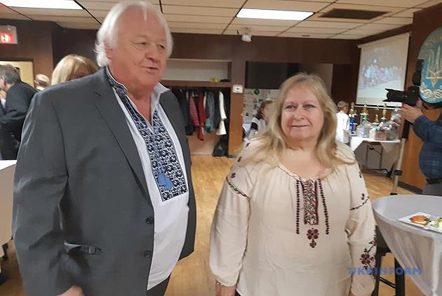 Мирон Биц та Олена Колодій