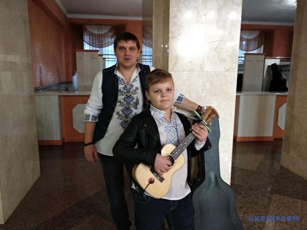 Сергій та Даніїл Гордієнки