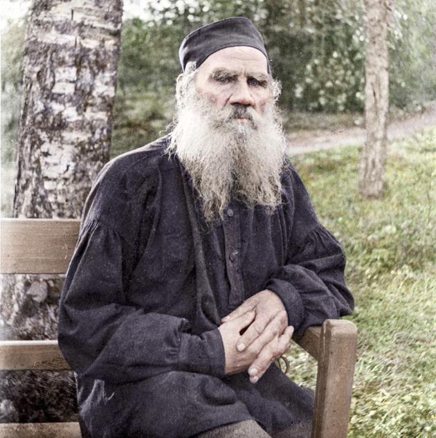 Я все время читаю Спир, а чтение вызывает массу мыслей, - Лев Толстой, май 1896 г. АА