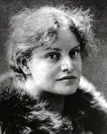 Луиза Густавовна фон Саломе