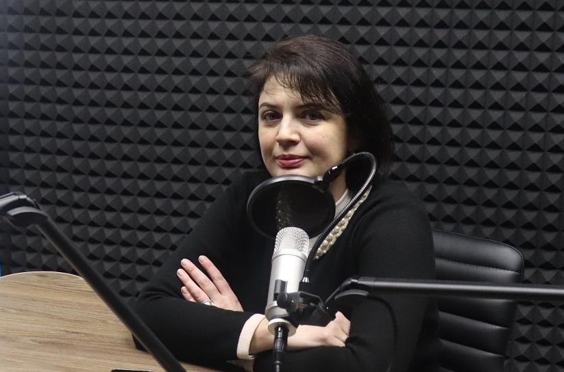 Вікторія Родінкова