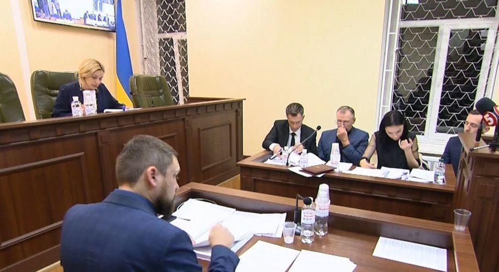 Прокурори просили для Писарука 30 мільйонів застави