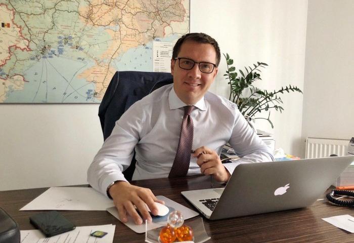 Сергей Вовк, директор Центра транспортных стратегий