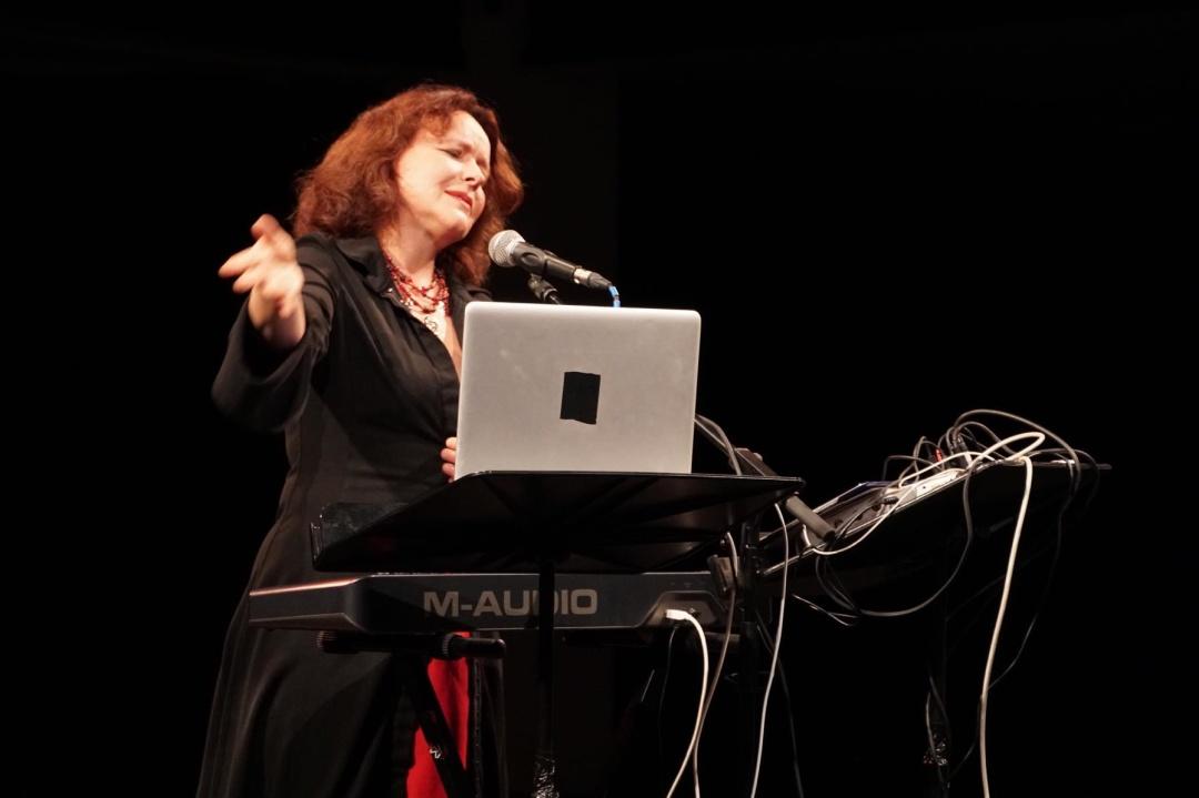 Українська співачка Мар'яна Садовська виступила з сольним концертом у рамках