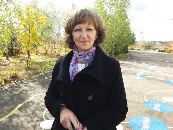 Валентина Дверник