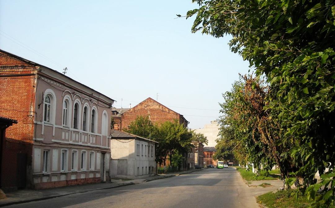 Вулиця Велика Гончарівська, Гончарівка, Харків, 2016 р.