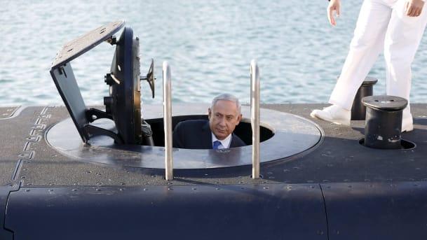 Нетаньягу наполягав на придбанні німецьких підводних човнів
