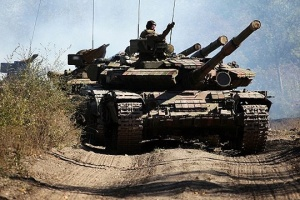 Invaders fire on Ukrainian troops near Zolote beyond disengagement site
