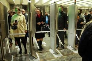 Через футбол у роботі столичного метро можливі зміни