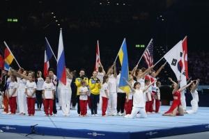 Diana Varynska et Oleg Wernyaev remportent la médaille d'argent à la Swiss Cup Zurich