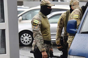 ФСБ допитувала викраденого військового про охорону кордону з окупованим Кримом — адвокат