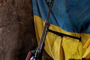 Donbass: Besatzer brechen 13 Mal Waffenruhe, ein Soldat traumatisiert