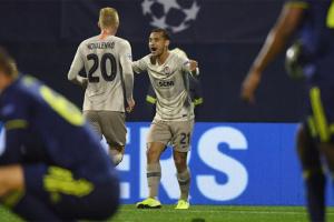 Shakhtar Donetsk snatch late draw against Dinamo Zagreb