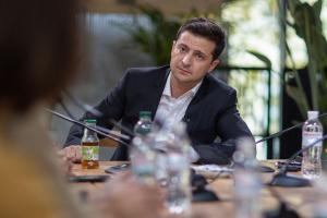 """У новому бюджеті для """"Охматдиту"""" передбачені 500 мільйонів - Зеленський"""