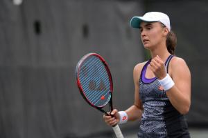 Калинина выиграла на старте турнира WTA серии Challenger в Хьюстоне