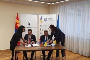Україна підписала безвіз із Монголією
