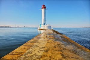 Воронцовский маяк: от Качибеивського - до главного символа Одесского залива