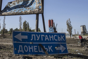 Over 57% of occupied Donbas residents consider themselves Ukrainian citizens