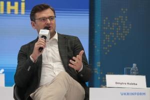 Світові не цікаві політичні скандали України - Кулеба