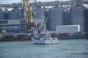 Патрульные катера ВМС прошли испытания, экипажи готовили по стандартам НАТО