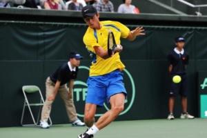 Украинец Калениченко зачехлил ракетку на турнире АТР в Индии