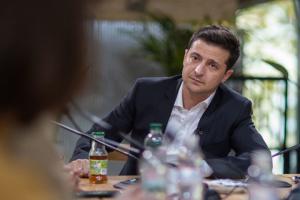 Zełenski: Jesteśmy gotowi na spadek notowań ze względu na reformy