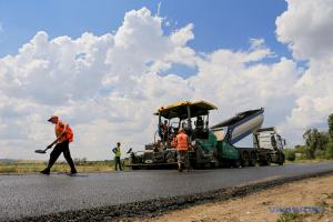 Будівництво дороги з Сєвєродонецька до КПВВ у Станиці завершується - Укравтодор