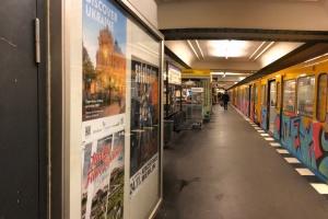 Берлінське метро прикрасили краєвиди України