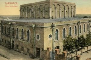 У Тернополі з'являться мініатюрні синагога й ринкова площа
